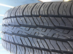 215/70R15 SUMMER TIRES FOR SALE 90%TREAD