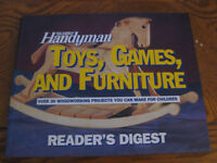 Book - Handyman - Toys, Games and Furniture