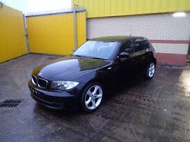 2007 BMW 1 SERIES 118D SE 6 SPEED MANUAL