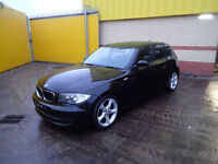 2007 BMW 1 SERIES 118D SE 6 SPEED MANUAL