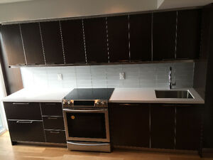 Complete and Brand New: Modern Kitchen for Sale