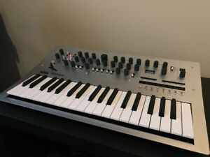 Korg Minilogue Four Voice Polyphonic Synthesizer