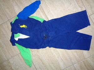 Boys 12 month Ralph Lauren Polo outfit