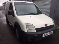 Bargain Ford transit connect 1.8 diesel, long MOT ready for work