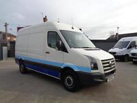 VOLKSWAGEN CRAFTER 2.5 BlueTDi | MWB - HIGH ROOF | 64K MILES | 2010