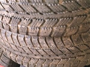 Winter tires for sale on rims  Cornwall Ontario image 5