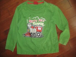 North Pole Express shirt Kingston Kingston Area image 1
