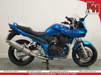 Suzuki GSF650F Bandit Blue 2007 - Low Mileage, Remus Exhaust + Warranty