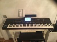 Like new amazing Korg Pa4 x top of range keyboard