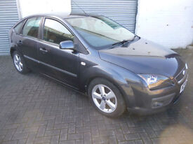 Ford Focus 1.6 ( 100ps ) 2007.5MY Zetec Climate