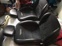 CLIO SPORT SEATS FOR SALE