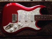 Hagstrom F300 Electric Guitar Package *Like New Condition*