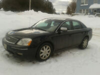 2007 Ford Five Hundred AWD Limited Sedan