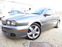 Jaguar X-TYPE 2.2D DPF auto SE+F/S/H+SATNAV+LOW MILEAGE