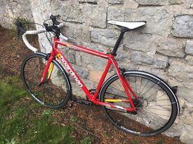 Boardman Sport Road Bike Red Medium