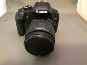 Canon Rebel XSI + 2 Lenses + Tripod + Flash & Many Accessories