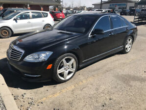 MERCEDES S CLASS LOW MILEAGE REDUCED