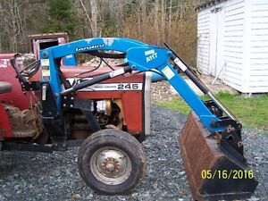 Landini A119 Loader For Tractor