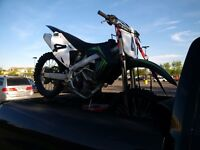 2009 kx 250f Monster Energy
