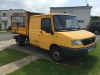 2003 LDV Convoy Crewcab Tipper *74,000 1 Years MOT* NO VAT
