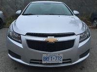 2013 Chevrolet Cruze LT Sedan Certified Etested all automatic