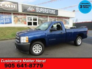 2013 Chevrolet Silverado 1500 WT  BLUETOOTH AIR, STEERING WHEEL