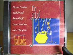 The Art Of Jazz -Sentimental Ballads -CD NEW Oakville / Halton Region Toronto (GTA) image 1