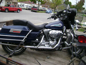 2001 Harley FLH Engine For Sale Parting Bike Out 88 1450 01