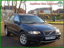 2003 (53) Volvo XC70 2.4 D5 SE Automatic
