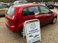 Ford Fiesta 1.25 2007.25MY Style RECENT CLUTCH 20/01/20 PART EXCHANGE TO CLEAR