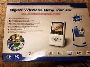 BABY VIDEO MONITOR like new