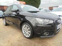 2012 62 AUDI A1 2.0 SPORTBACK TDI SPORT 5DR 143 BHP FINANCE WITH NO DEPOSIT AND