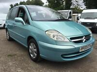2003 Citroen C8 2.0HDi 16v SX **135k miles** READ ADVERT TEXT