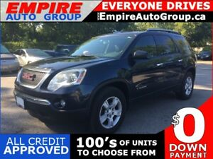 2007 GMC ACADIA SLE-1 * DVD * POWER GROUP * 7 PASS