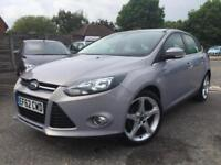 Ford Focus 1.6 TI-VCT ( 125ps ) Powershift Titanium AUTO