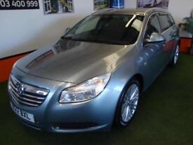 Vauxhall/Opel Insignia 2.0CDTi 16v ( 160ps ) ecoFLEX ( s/s ) ( Nav ) 2012M SE