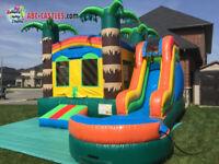 Bouncy Castles, Foam Parties, Laser Tag Located in Brantford