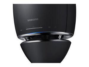 Samsung Radiant360 R7 Wi-Fi/Bluetooth Multi-room Speaker - Black