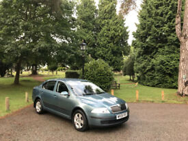 2008/08 Skoda Octavia 1.6 FSI Ambiente 5 Door Hatchback (FINANCE AVAILABLE)