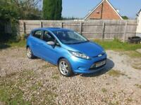 2009 59 Ford Fiesta 1.25 ( 82ps ) 2009MY Style