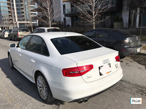 Audi A4 S-Line 2015, Lease Takeover, low kms, low payments
