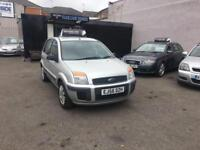 2007 56 Ford Fusion 1.4TDCi Style Climate *£1295*
