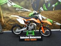 KTM SX 85 Motocross Bike small wheel Clean example