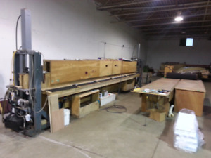 REDUCED! Hydraulic Press for Upholstering