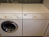 Miele Washer and Dryer set