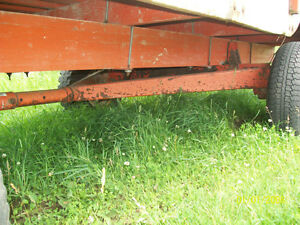 Forage wagon Kawartha Lakes Peterborough Area image 3
