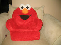 Elmo talking chair