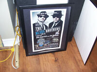 Blues Brothers Concert Poster