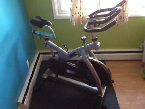SpinFit Pro Spin Bike & Floor protection pads