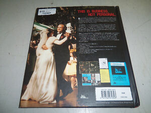 THE GODFATHER THE OFFICIAL MOTION PICTURE ARCHIVES - HARDCOVER Windsor Region Ontario image 2